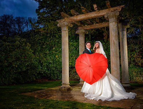 Wedding Photography at Eaves Hall