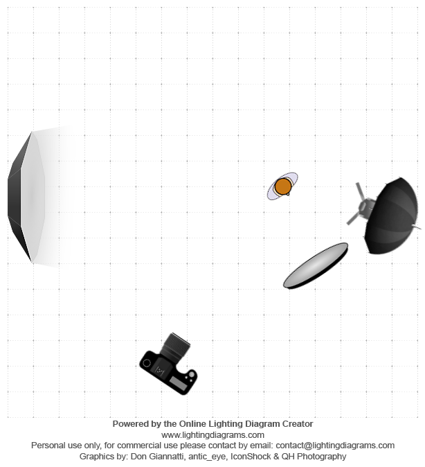 Lighting diagram 2 michael sewell photography commercial lighting diagram 2 ccuart Image collections