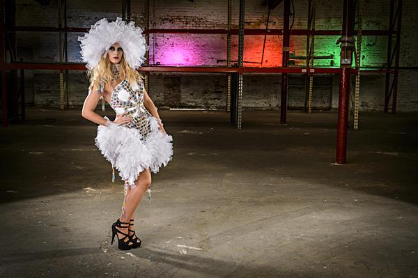 Adnan Bayyat location fashion shoot