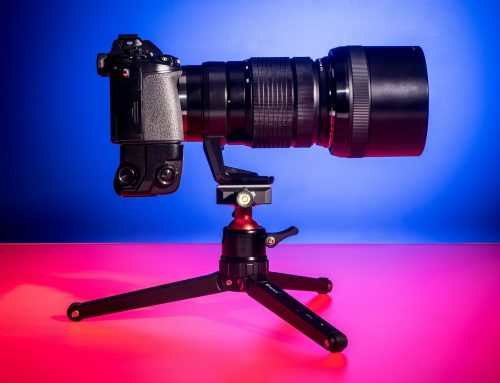 Review – Marsace MT-01 Tabletop Tripod