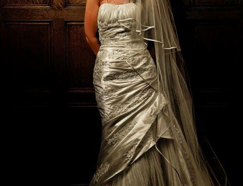 Using One Speedlight for Bridal Portraits