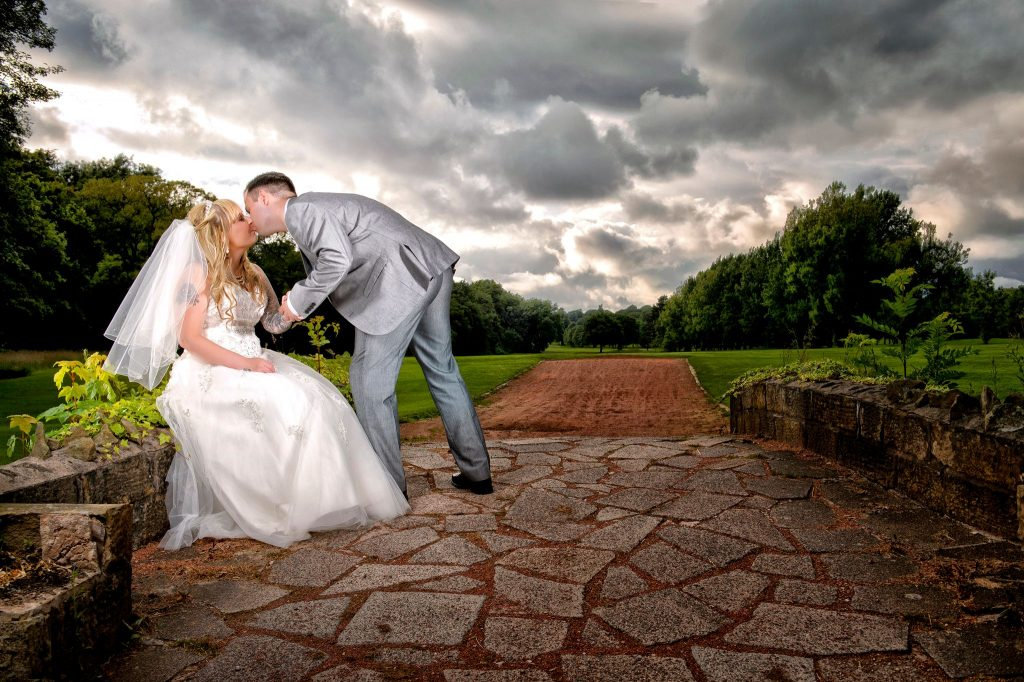 wedding photography worsley golf club