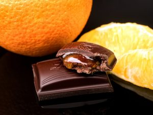 Lindt Chocolate photography