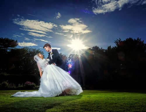 Wedding Photography at Eaves Hall
