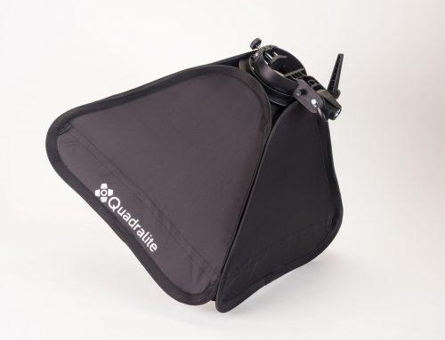 Review – Quadralite Litebox 50cm x 50cm Softbox
