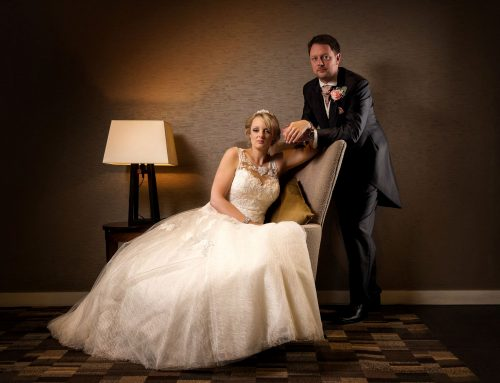 Wedding Photography at Samlesbury Hotel