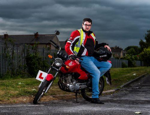 Motorbike Photography