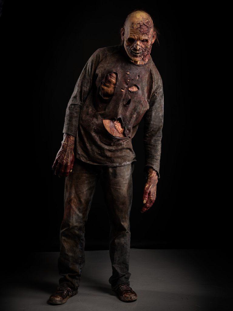 zombie photography