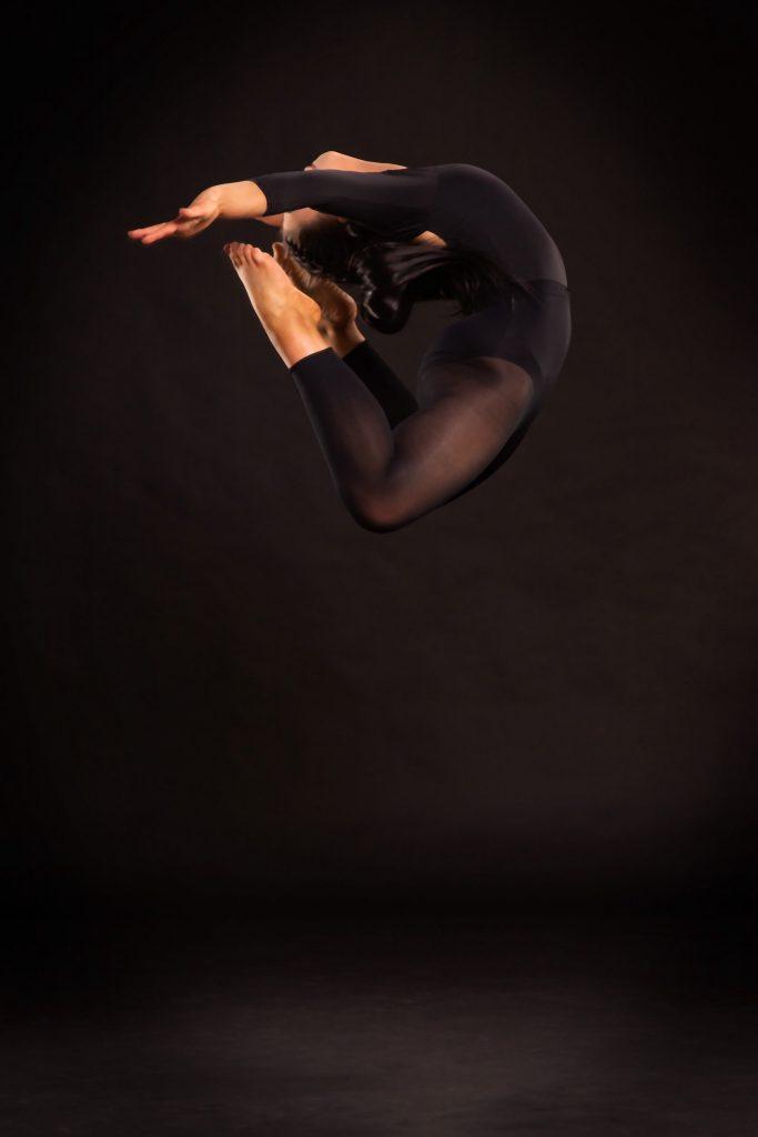 dancer angel wood